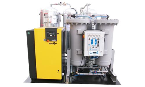 ES investit dans un troisième générateur d'azote haute capacité